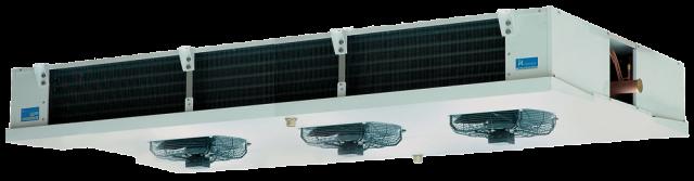 Evaporadores de doble flujo de Perfil Alto Serie HED